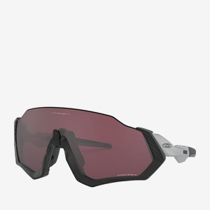 Oakley Glasögon Flight Jacket Svart/Silver