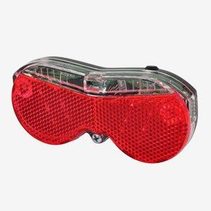 Baklampa OXC Bright Spot LED, för pakethållare (50 mm)