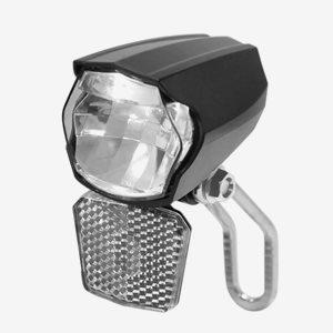 Framlampa OXC Bright Torch, för navdynamo