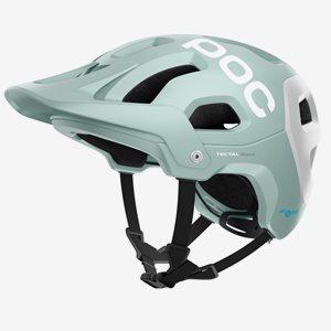 POC Cykelhjälm Tectal Race Spin Grön