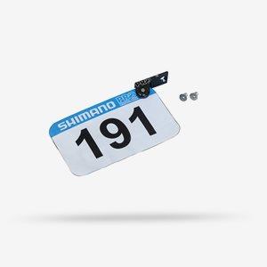 PRO Nummerlappshållare Integrerad montering