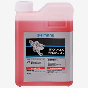 Shimano Skivbromsolja Hydraulic Mineral Oil 1 Liter