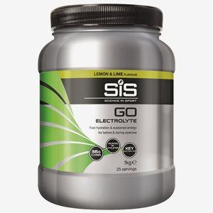 SIS Sportdryck Go Electrolyte Citron/Lime 1kg
