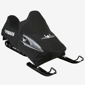 Snöskoterkapell Yamaha RS Viking