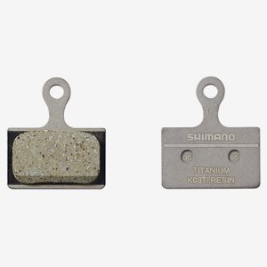 Shimano Skivbromsbelägg XTR BR-M9100 K03TI Resin