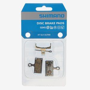 Shimano Skivbromsbelägg G04S Metall