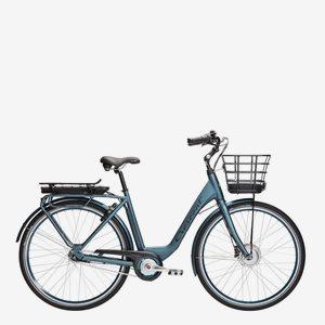 Crescent Elcykel Elina 7 Växlar Blå, 2021