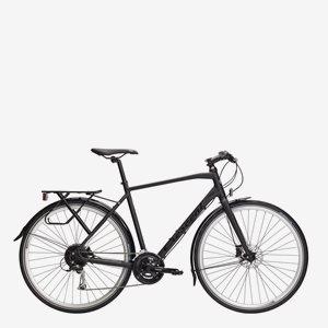 Crescent Hybridcykel Atto Svart, 2021
