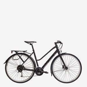 Crescent Hybridcykel Femto Svart, 2021