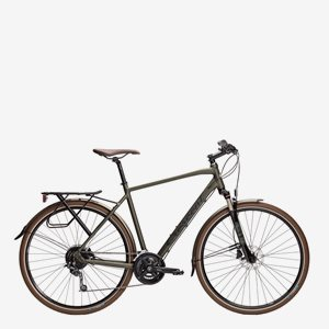 Crescent Hybridcykel Helag Grön