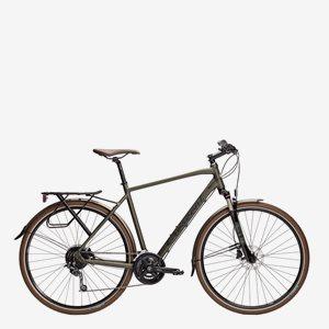 Hybridcykel Crescent Helag Grön