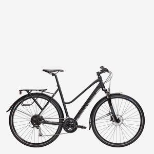 Crescent Hybridcykel Åkulla Svart, 2021