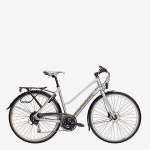 Crescent Hybridcykel Holma Silver, 2021