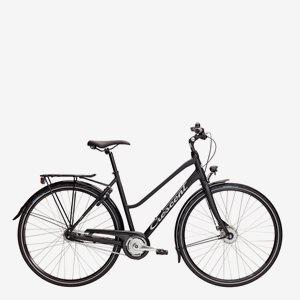 Crescent Hybridcykel Rissa Svart, 2021