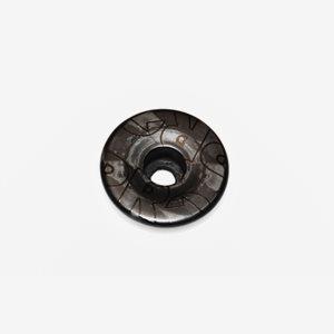 PRO Topcap Carbon 1 1/8 svart