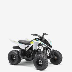 Yamaha Fyrhjuling YFM90R Vit