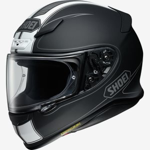 Shoei MC hjälm NXR Flagger Svart