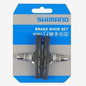Shimano Bromskloss M70T3 LX/Deore, 1 par, 70mm