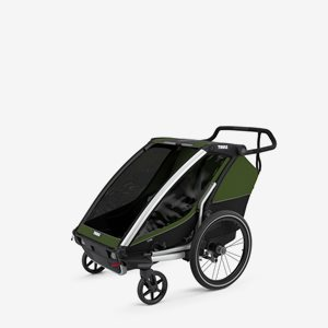 Thule Cykelvagn Chariot Cab 2 Cypress Green