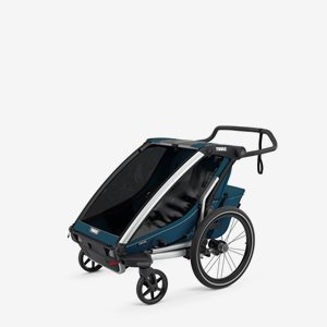Thule Cykelvagn Chariot Cross 2 Majolica Blue