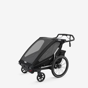 Thule Cykelvagn Chariot Sport 2 Midnight Black