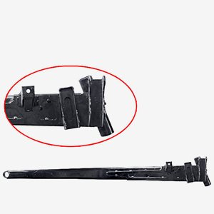 Sno-X Bärarm vänster V-Max 97-03