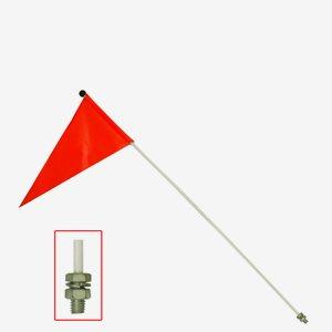 Sno-X Säkerhetsflagga