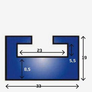 Sno-X Slides Polaris 142cm