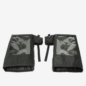 Sno-X Gauntlet Handskydd med fönster