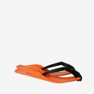 C&A Pro Skidor MINI Orange