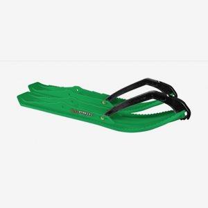 C&A Pro Skidor BX Grön
