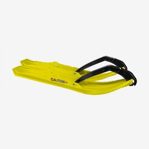 C&A Pro Skidor BX Gul