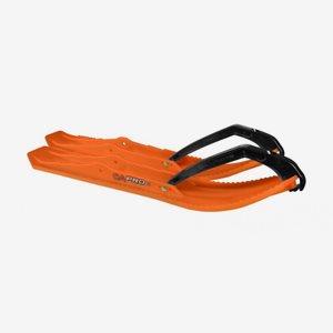C&A Pro Skidor BX Orange