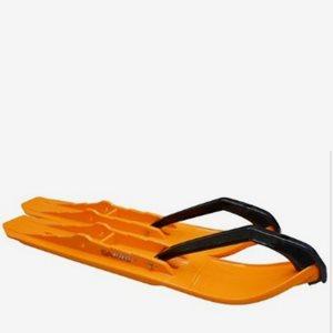 C&A Pro Skidor XCS Orange