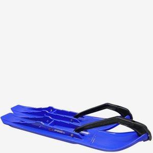 C&A Pro Skidor XCS Blå