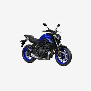 Yamaha MC MT-07 Blå, 2021