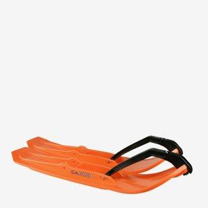 C&A Pro Skidor MTX Orange
