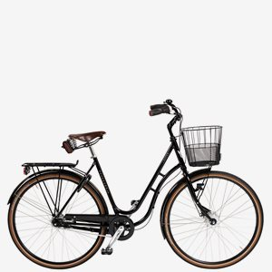 Skeppshult DamcykelNatur Premium 7-Växlar Spegelsvart