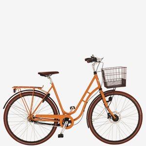 Damcykel Skeppshult Natur Colour 7-Växlar Papaya