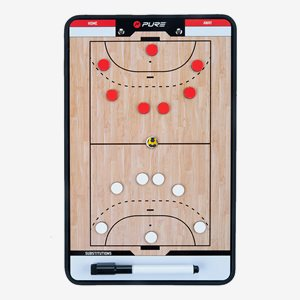Pure2Improve Coach Board - Handboll