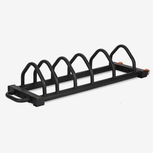 Master Fitness Ställning viktskivor Bumperplate Rack