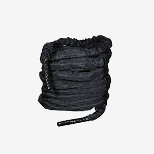 Gymleco Battle Rope tillbehör Battle Rope Med Nylon Överdrag 15 M