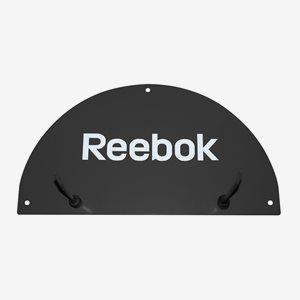 Reebok Ställning mattor Rack Studio Wall Mat. Black