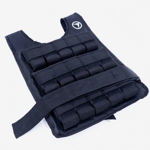 FitNord Viktväst Weight Vest 30 kg (Adjustable Weights)