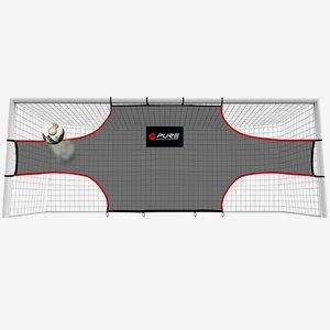 Pure2Improve Pure Practice Net, Soccer (732 X 244 cm)