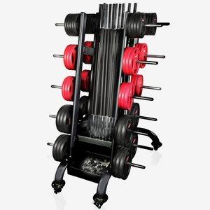 Gymstick Ställ Rack For Pro Pump Sets