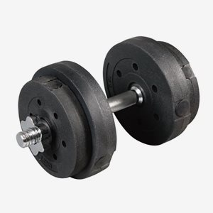 Titan LIFE Hantelset Handweight 20kg - Adjustable