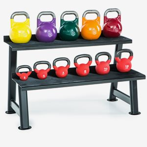 Gymstick Ställning kettlebells Rack For Kettlebells