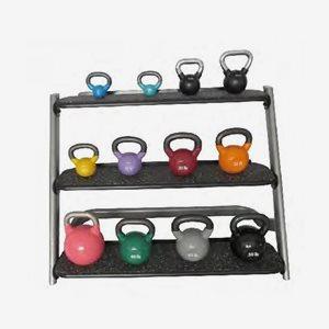 Titan LIFE Ställning kettlebells Rack Kettlebell Storage