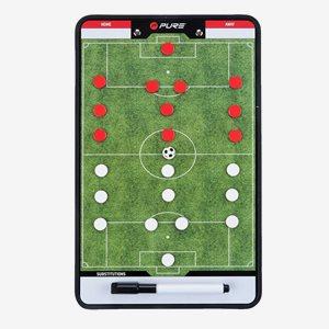 Pure2Improve Fotboll Coach Board - Fotboll